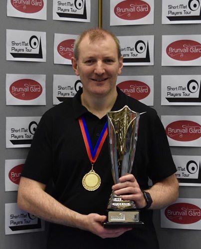Mark Beattie Norwegian Open