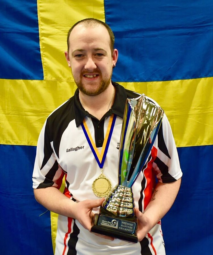 P.J. Gallagher Swedish Masters