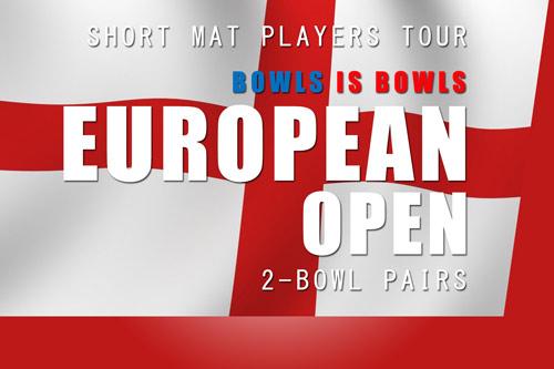 Bowls is Bowls European Open