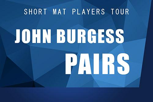 John Burgess Pairs