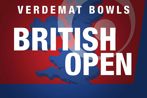 Verdemat Bowls British Open