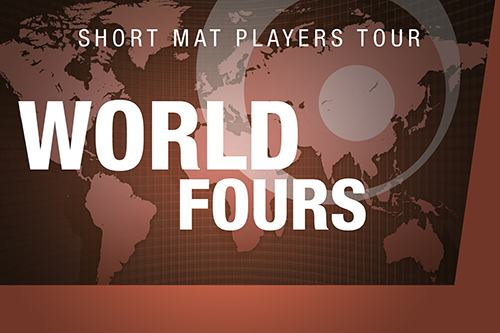 World Fours Masters