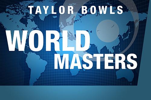 Taylor Bowls World Masters